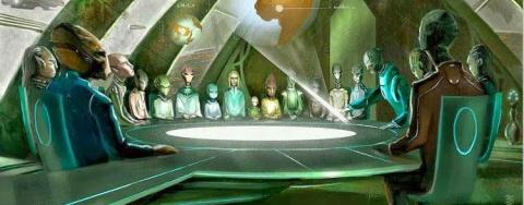 Послание Галактической Федерации Света от 14.03. 2017 года