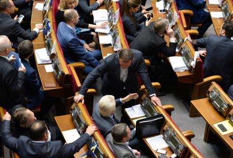 «Блок Петра Порошенко» против введения визового режима с Россией