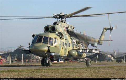Вертолеты специального назначения