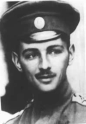 Планерист Арцеулов