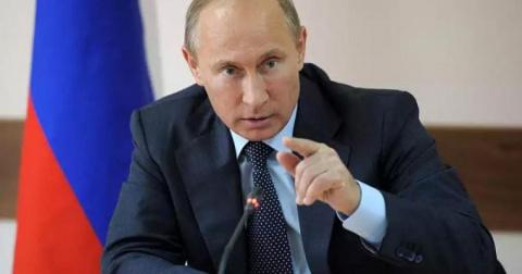 Путин ответил послу Украины …