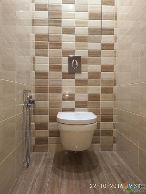 Сцена первая лаконичная - туалет