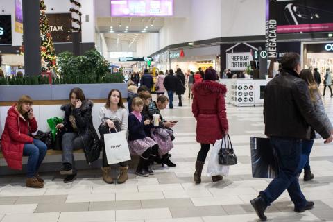 Торговые центры поставят под антитеррористическую защиту