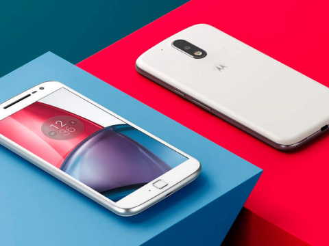 Смартфон Moto G4 Plus