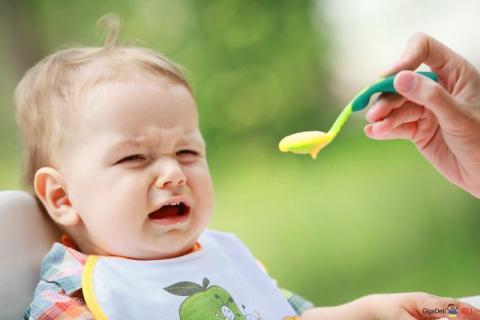 Пищевое насилие: Ложечка за маму, ложечка за папу!