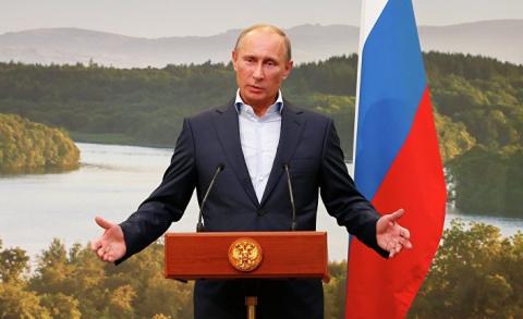 Для борьбы с Путиным нужно з…