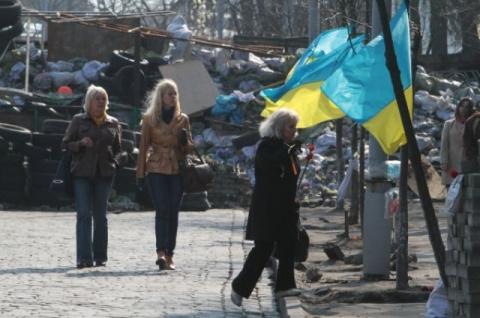 МВФ: Украину ждут десятилети…