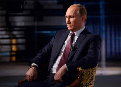 Дмитрий Перетолчин. «Вся история скандала с WADA. О чем Путин не рассказал на пресс-конференции»