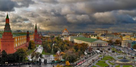Каким будет июль в Москве?