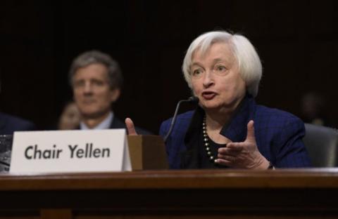 Йеллен: ФРС будет сокращать …