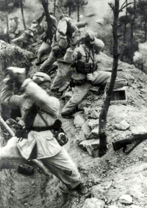 Фото дня: битва за «Железный…