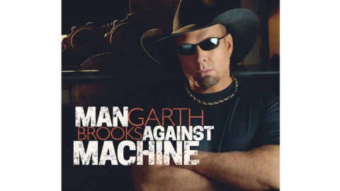 """Dissecting Garth's """"Man Against Machine"""" Cover & Quote"""