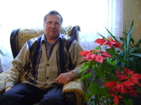 Юрий Егорович Сергеев