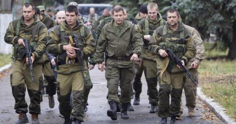 Армия ДНР сняла патриотическ…