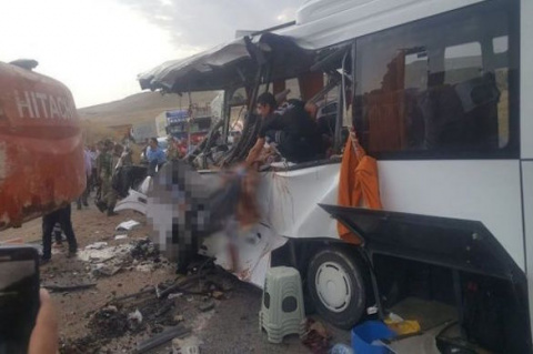 Снова Турция, снова автобус:…