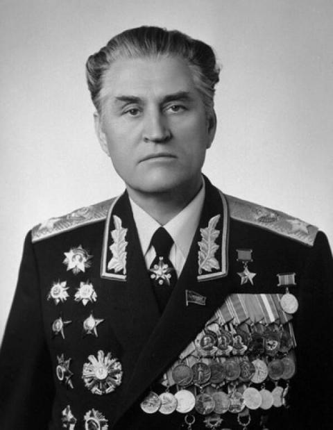 Полководец суворовской школы