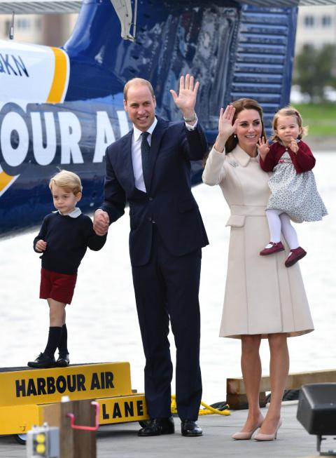 Кейт Миддлтон и принц Уильям…