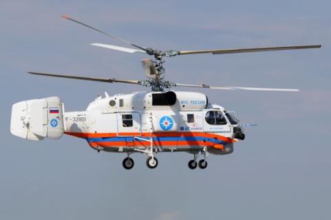 «Вертолеты России» в сентябр…