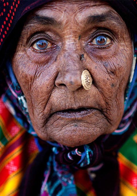 Зеркала души. Выразительные портреты Алессандро Бергамини