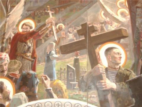 Евгений Родионов. Не снял православного креста с шеи под страхом казни
