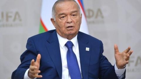 Смерть Каримова подтвердили …