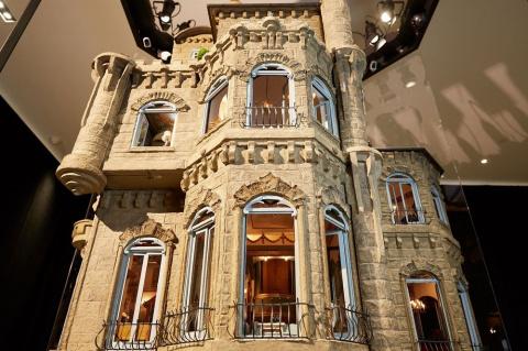 Кукольный домик Элейн Диль за $8,5 млн