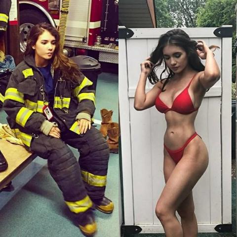 Эти женщины сняли униформу, чтобы показать миру свою красоту
