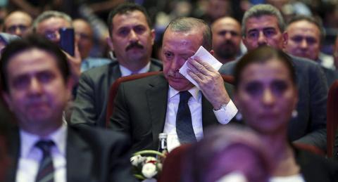 Эрдоган в панике!!! Турецкий журналист обнародовал секретный документ
