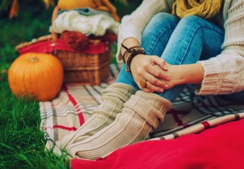 Осенняя хандра: 10 способов …