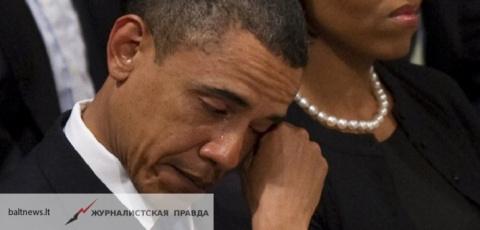 Обама расстроился из-за симпатий американцев к Путину