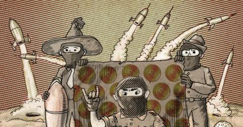 «Послание из будущего»: чтобы человечество спаслось от биткоина, должны погибнуть миллиарды