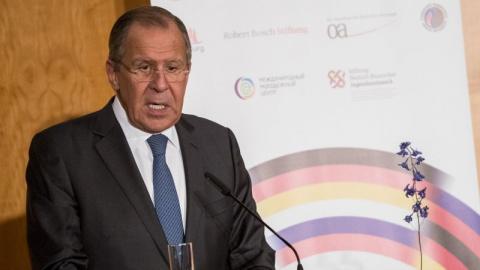 Лавров объявил, что Россия нацелена на развитие партнерства с Ираком