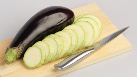 Кабачки VS баклажаны: овощной баттл
