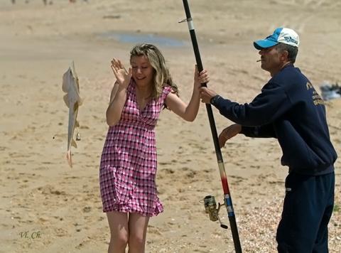 Когда Рыбалка это не твое...Неудачная рыбалка!