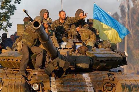 Киев готовится к официальной войне