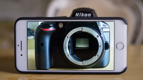 Самая дешевая зеркалка или самый дорогой смартфон? Сравнение: Nikon D3400 vs. iPhone 7 Plus