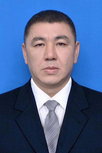 Берик Омаров