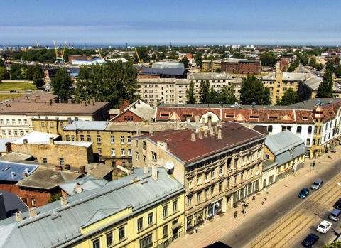 Лиепая - город под липами в Латвии