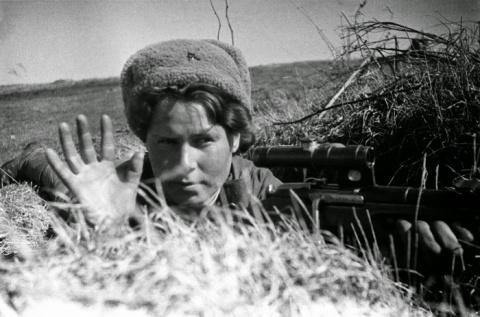 Советские женщины на войне — для них плен был страшнее боевых действий