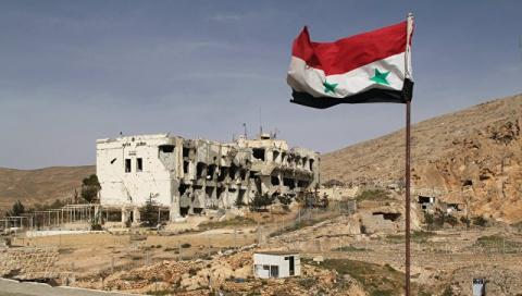 Новости Сирии. Сегодня 12 де…