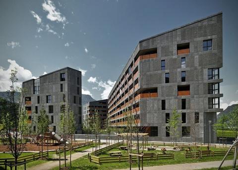 Почему европейские кварталы жилья для малоимущих не уступают нашим элитным комплексам