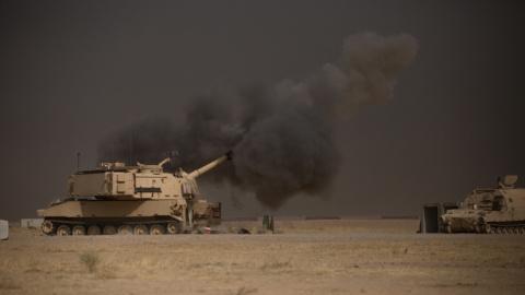Армия Ирака освободила от ИГ…