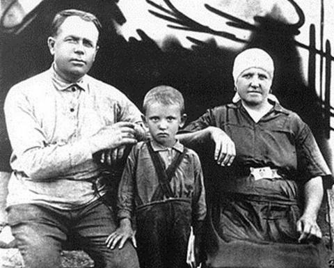 Михаил Горбачев о сталинских…