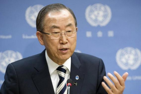 Генсек ООН выступил за отмен…