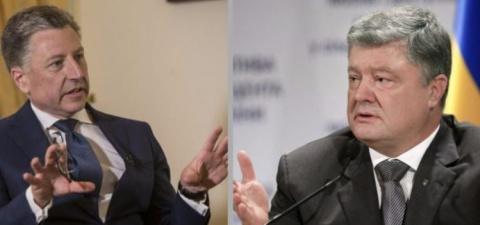 Волкер и Порошенко настаиваю…