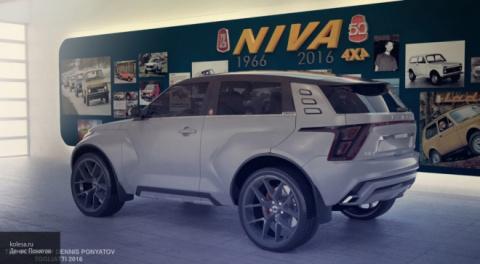 Lada 4x4 стала самым продаваемым кроссовером в России