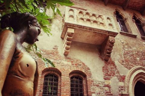 Дом Джульетты – самое романт…
