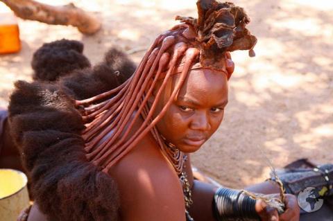 Племя химба — 15 фотографий …
