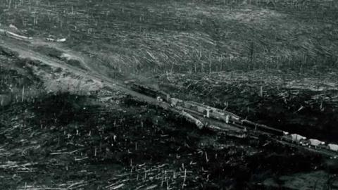 Ашинская трагедия: два поезд…