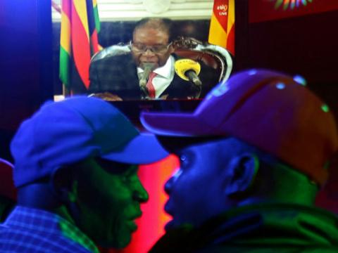 Президент Зимбабве заявил об…